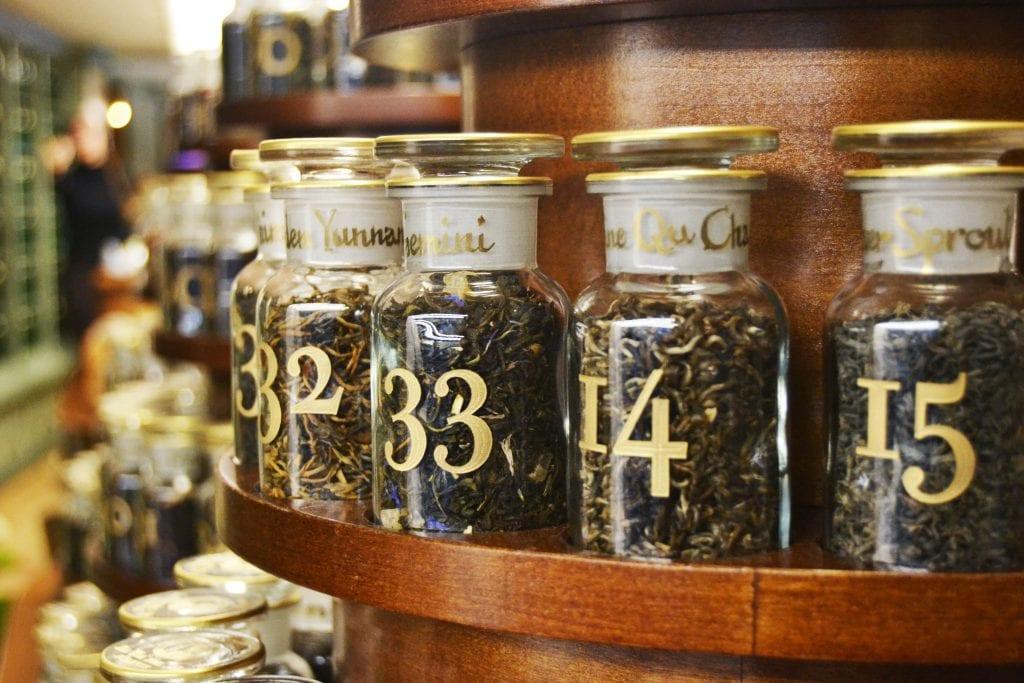 Selezioni La Via del Tè