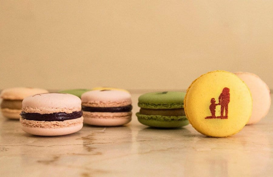 Macarons di Iginio Massari