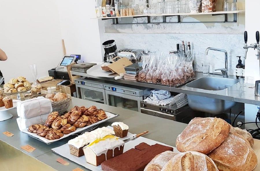 Pane e dolci di Marigold