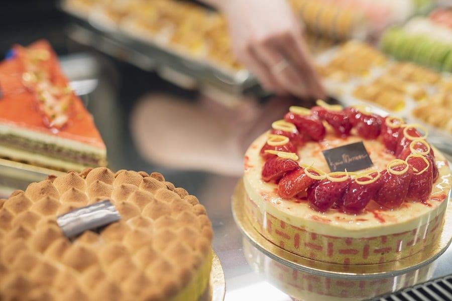 Le torte di Iginio Massari