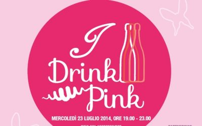 I drink Pink 2014 a Napoli
