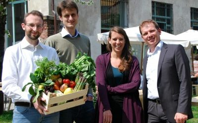 Start-up. Cortilia. Se il mercato arriva a casa