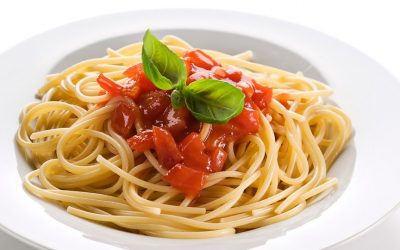 Italian young people love pasta. 8 out of 10 eat it every day