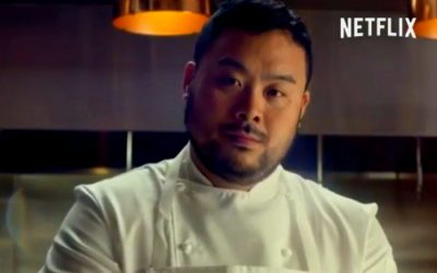 Ugly Delicious di David Chang. Il primo episodio è sulla pizza