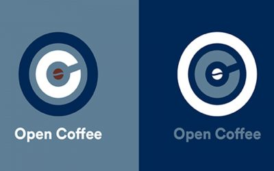 Studio Bellissimo designs the new Lavazza logo for Open Coffee