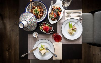 La tajine di agnello di Tree Brasserie, dello chef Claudio Melis
