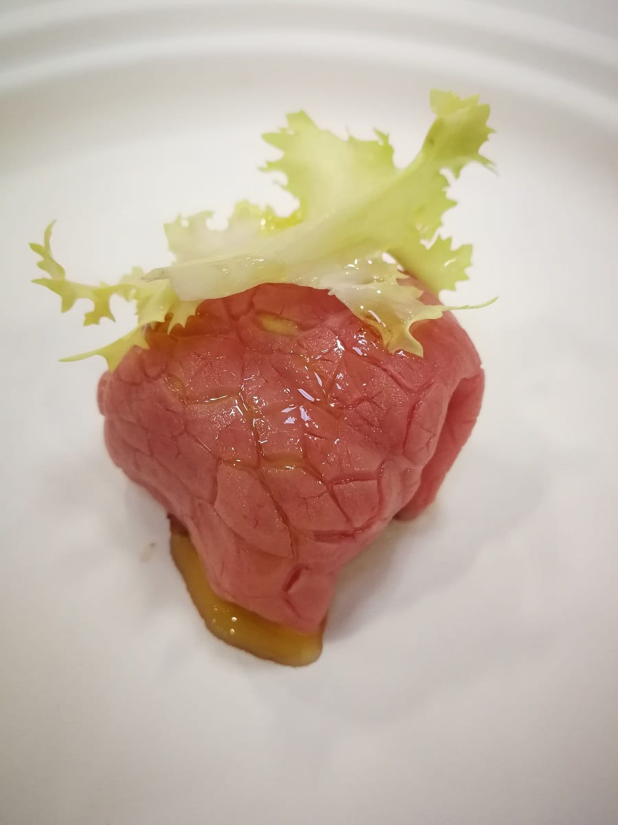 Vitello tonnato christian Milone gourmet