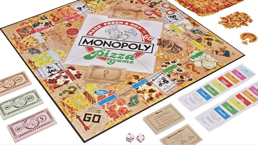 Un gioco da tavolo dedicato alla pizza