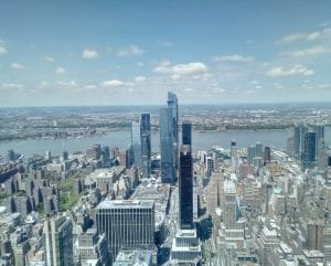 Panorama di New York