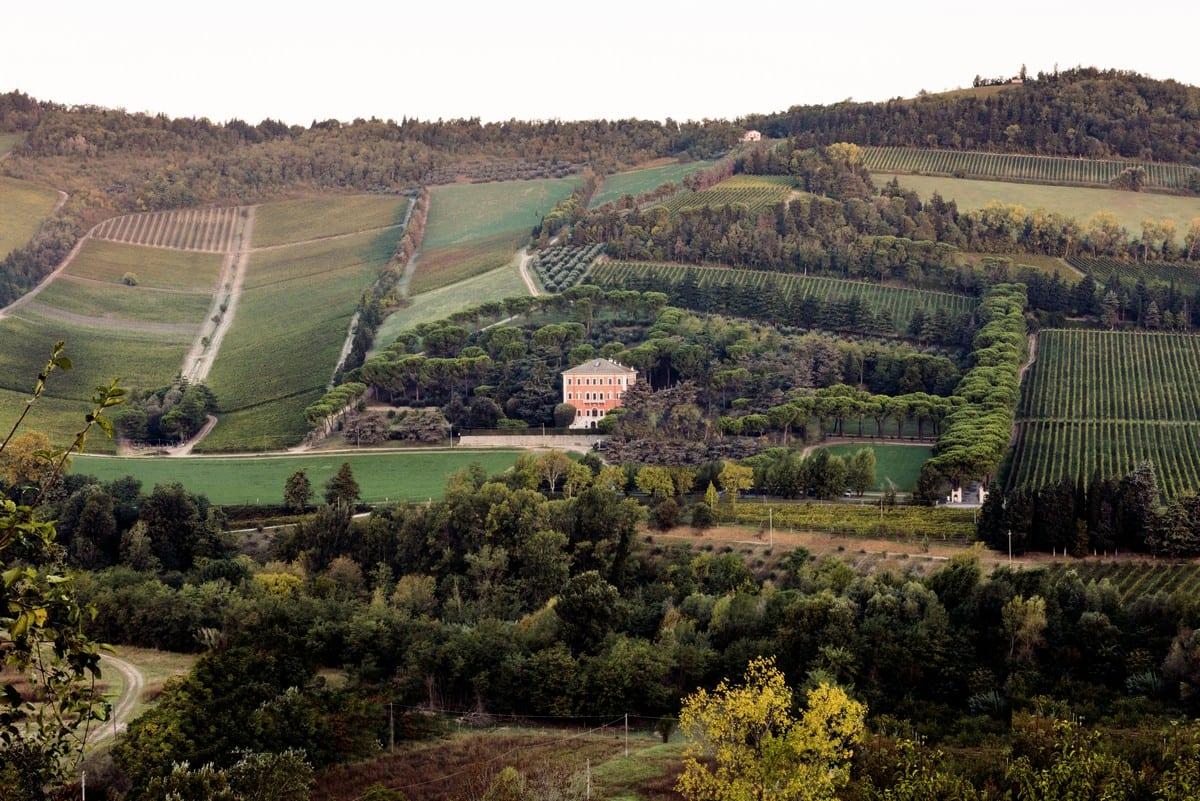 Predappio vino - Noelia Ricci - foto di Valery Rizzo