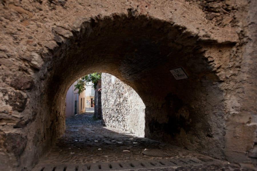 Centro storico di Orosei. Foto di Alessandro Cani