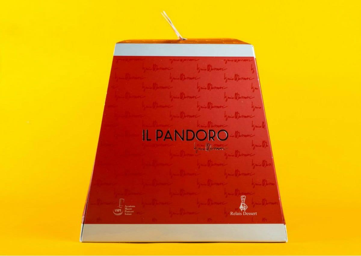 Pandoro pasticceria veneto. Foto di Alberto Blasetti