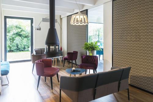 Peter Brunel ristorante - sala interna