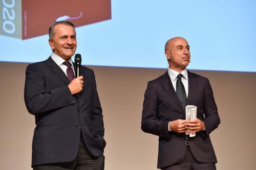 Tre Bicchieri 2020. Premiazione