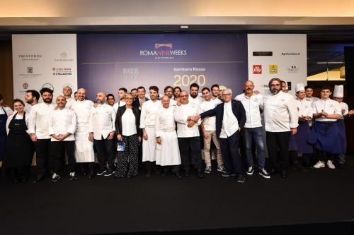 Ristoranti d'Italia 2020 del Gambero Rosso. Cena Tre Forchette