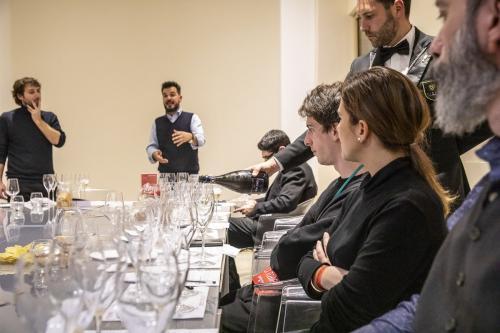 Tre Bicchieri 2020 Milano. Il seminario