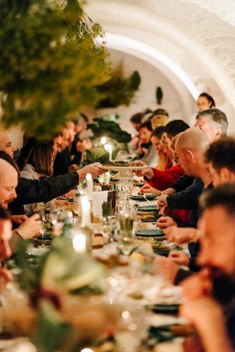 Chef, piatti, mare e masserie a NoMenu