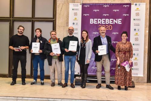 Premiazione Berebene 2020