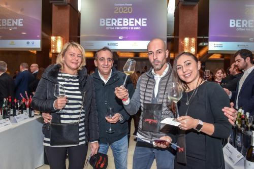 Degustazione Berebene 2020