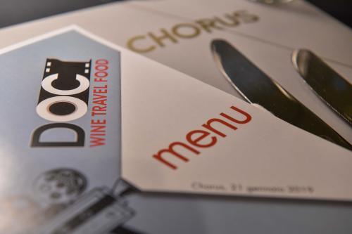 Terza edizione della Rassegna Audiovisiva DOC Wine Travel Food®