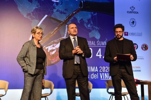 Premiazione Enoteche d'Italia e Degustazione Anteprima Fiere Vino