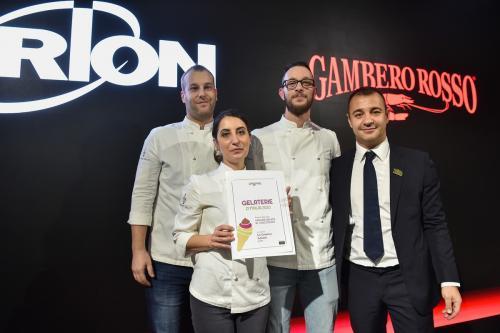 Gelaterie d'Italia 2020. Presentazione e premiazione