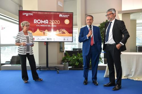Guida Roma 2020 - Premiazione
