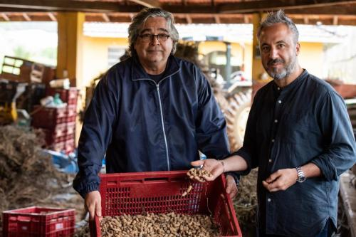 In visita ai produttori brasiliani per scoprire nuovi ingredienti per L'Albero dei gelati