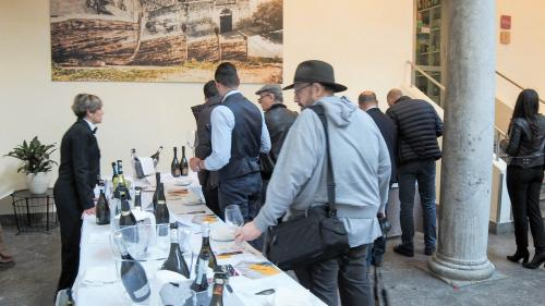 Anteprima Fiere Vino 2019 - Wine Tasting Palermo