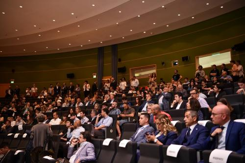 Premiazione guida Milano 2020 del Gambero Rosso