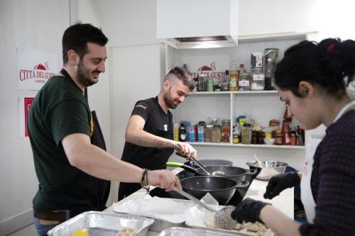 Agostino Arioli a Lecce con Città del gusto e Bluebeat Pub.
