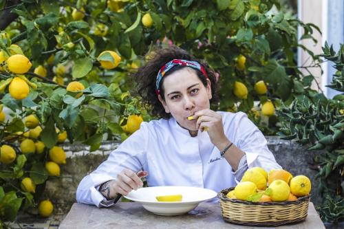 Martina Caruso, Chef Donna 2019 Michelin