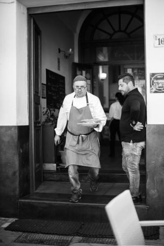 Pasquale e Gaetano Torrente. Foto Andrea Moretti