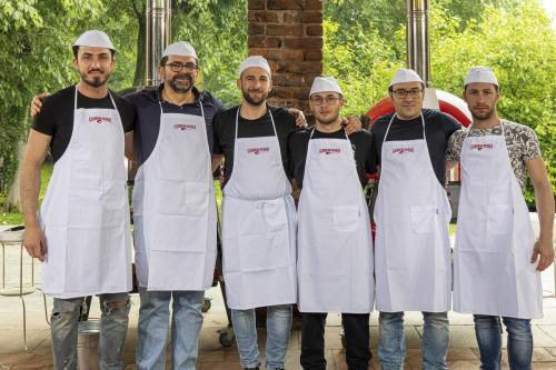 sfida alla pizza gourmet premio rovagnati food academy gli sfidanti