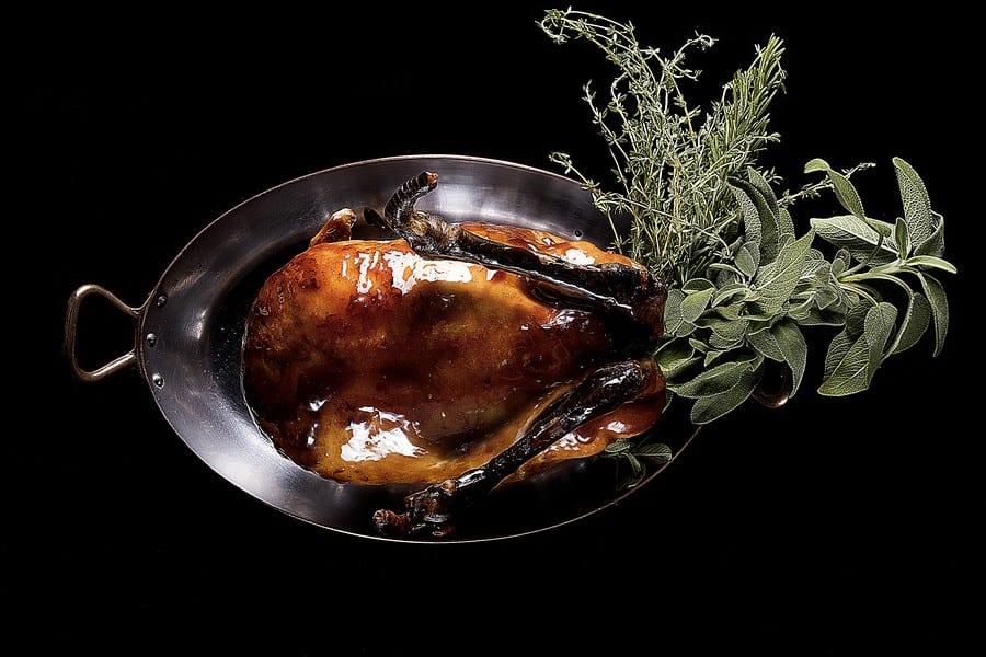 Pollo di Matteo Lorenzini. Ph Lido Vannucchi