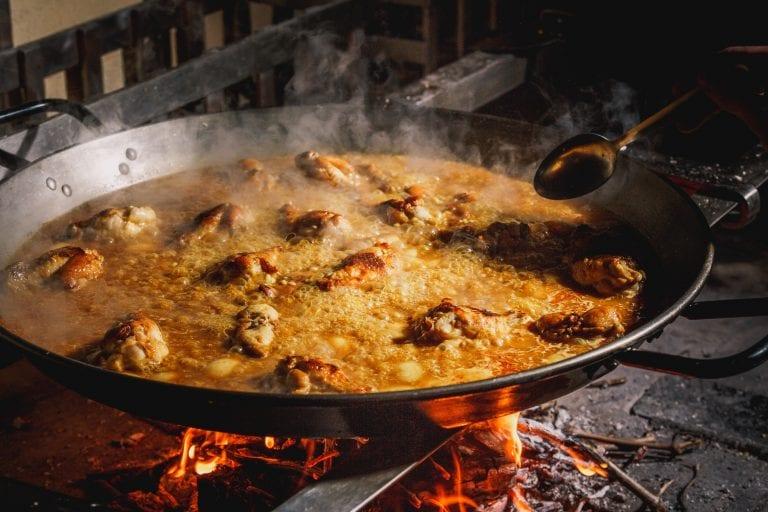 Quique dacosta e il riso arros qd a londra il menu for Ricette gambero rosso