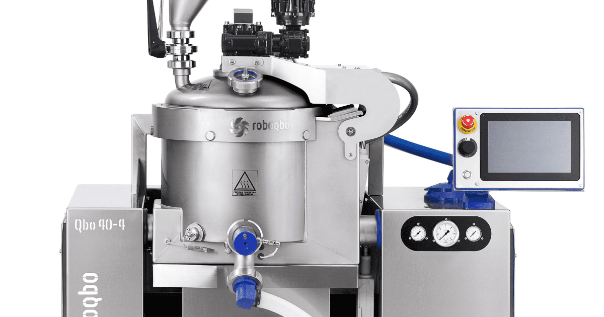 Il macchinario per cucine professionali Roboqbo