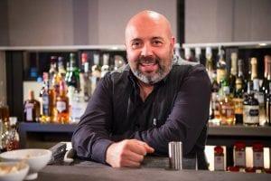 I migliori barman d'Italia: Massimo D'Addezio di Chorus Café a Roma