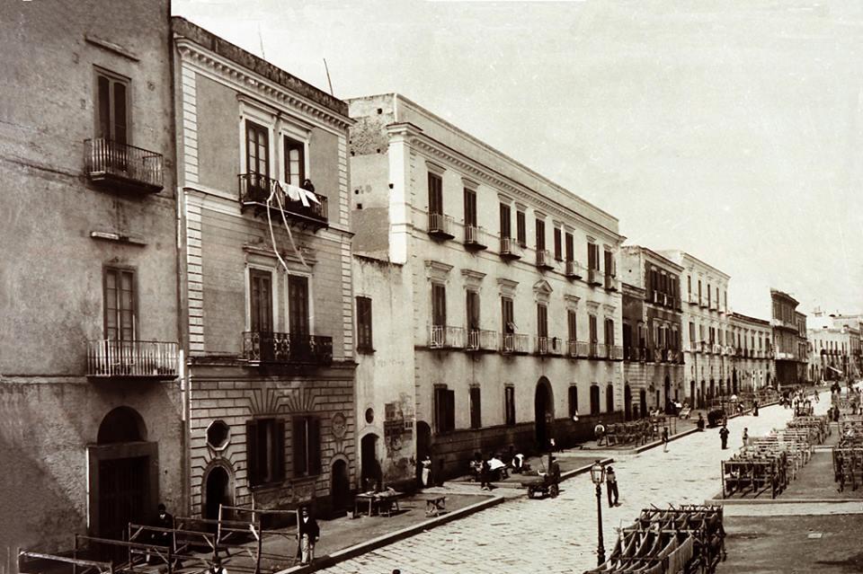 Pastificio Setaro, Torre Annunziata
