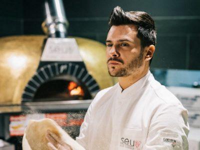 Pier Daniele Seu al forno