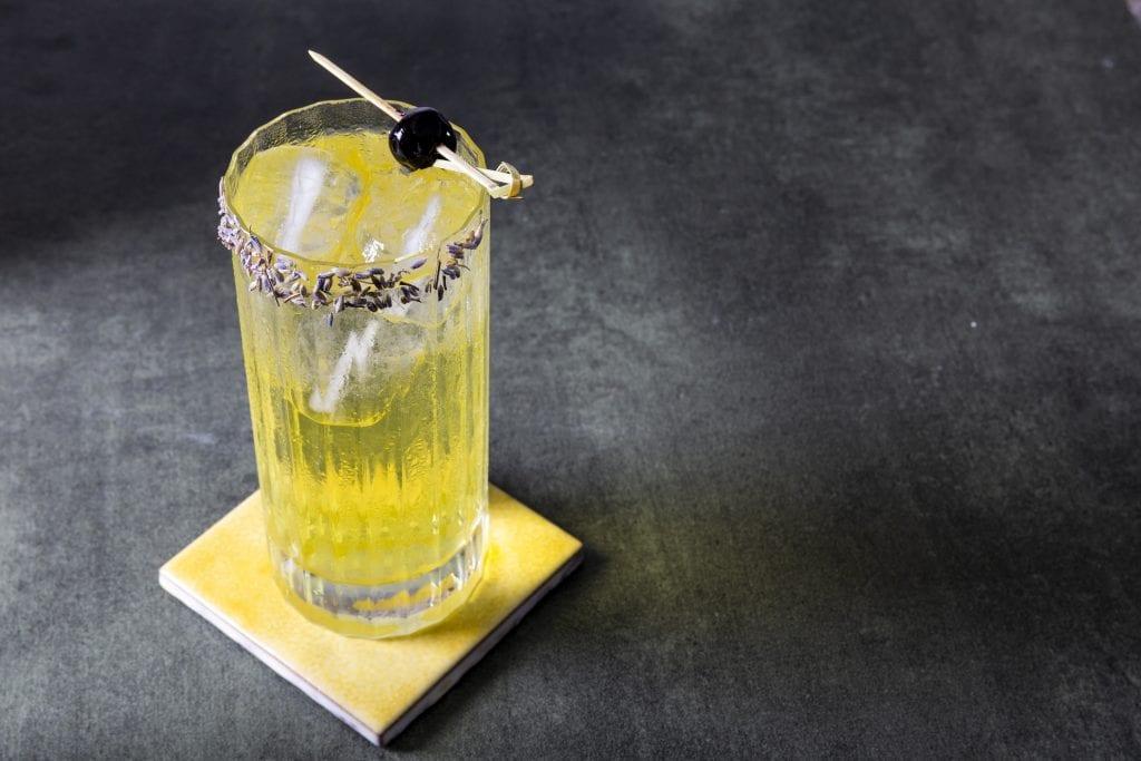 Sleeping witch. Uno dei cocktail finalisti al Premo Strega Mixology