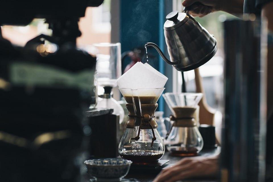 Caffè filtro, metodo V60