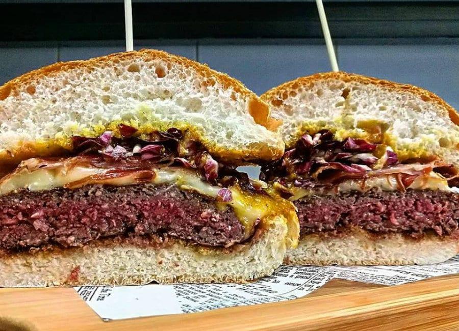 Hamburger di Sturgis