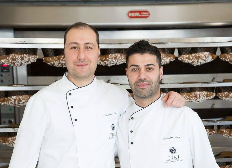 Giuseppe e Vincenzo Tiri