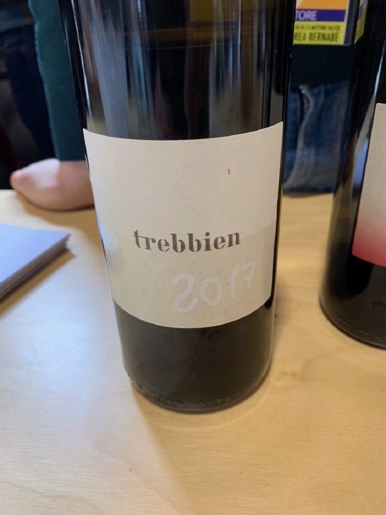 Bottiglia Trebbien