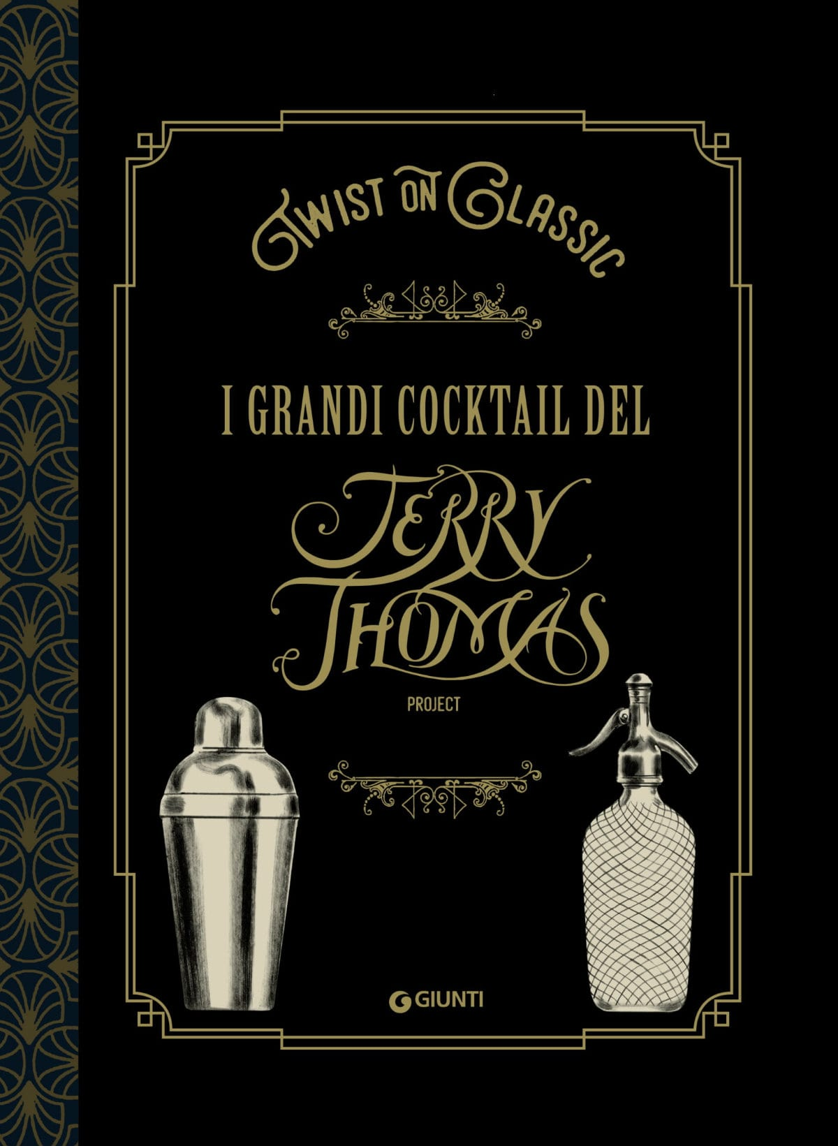 Jerry Thomas libro. La cover