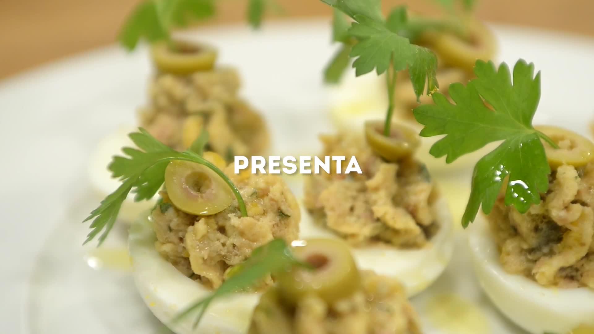 Ricette per pasqua le uova ripiene gambero rosso for Ricette gambero rosso