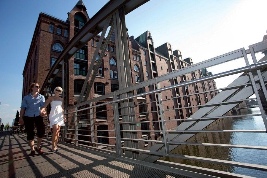 Magazzini di Amburgo Foto Sven Schwarze