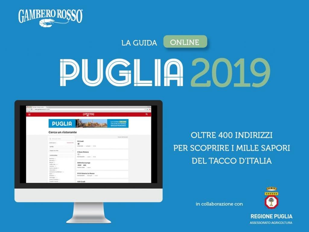 La guida Puglia online