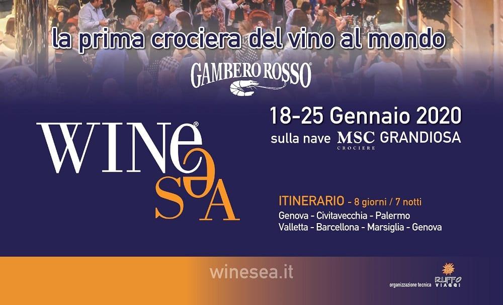 Calendario Vino 2020.International Events Gambero Rosso